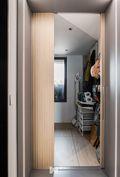 10-15万140平米四室两厅现代简约风格储藏室设计图