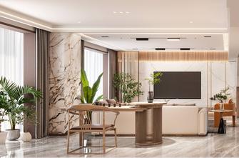 豪华型140平米复式轻奢风格客厅装修效果图