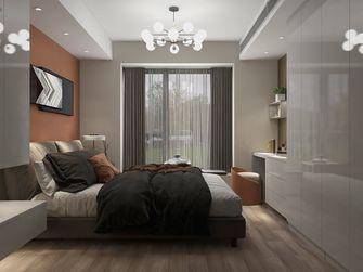 15-20万140平米四现代简约风格卧室欣赏图