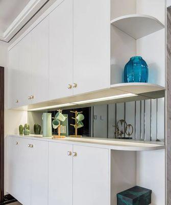 经济型三室两厅现代简约风格玄关设计图