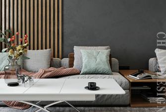 20万以上70平米一室一厅北欧风格客厅效果图