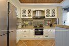 140平米四室一厅美式风格厨房装修效果图