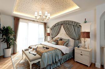 富裕型140平米四室两厅地中海风格卧室欣赏图