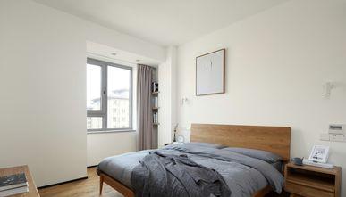110平米日式风格卧室装修案例