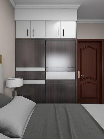 100平米三室四厅现代简约风格卧室装修效果图