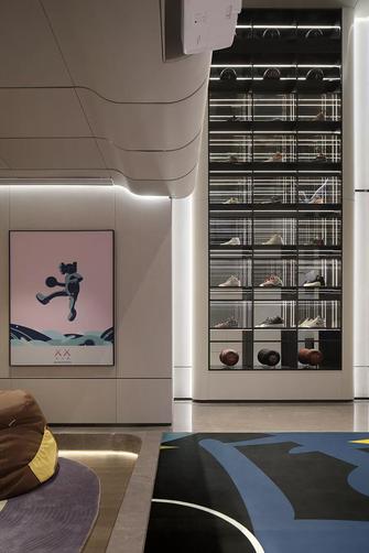 140平米别墅现代简约风格健身房装修效果图