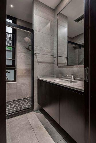 140平米三中式风格卫生间装修案例