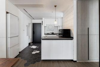 豪华型70平米一室一厅北欧风格客厅图片大全
