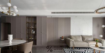 富裕型130平米四室两厅混搭风格餐厅设计图