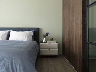 富裕型120平米北欧风格卧室图