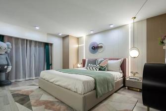 经济型轻奢风格卧室效果图