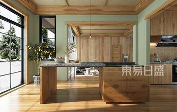 20万以上140平米别墅田园风格餐厅设计图