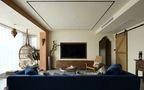 20万以上140平米复式东南亚风格客厅图