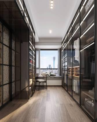 10-15万120平米三室一厅现代简约风格储藏室设计图