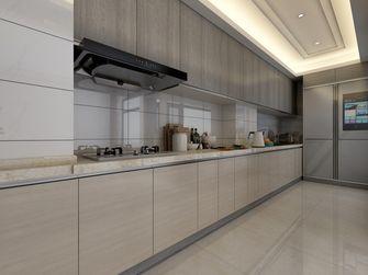 130平米北欧风格厨房装修案例