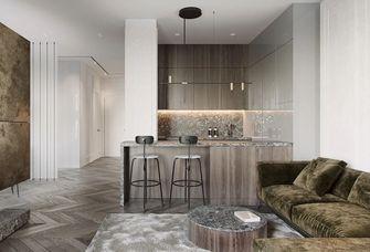 120平米三室一厅港式风格厨房装修效果图