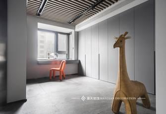 20万以上140平米三室两厅工业风风格衣帽间效果图