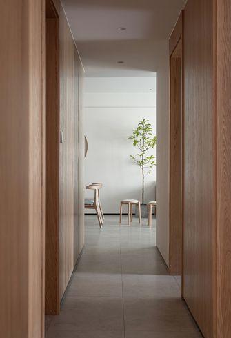 5-10万130平米四室两厅日式风格玄关图