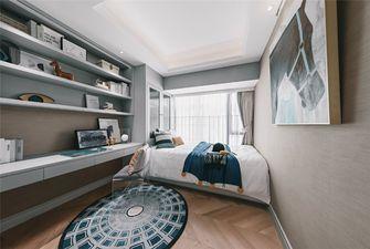 140平米四室两厅法式风格青少年房设计图