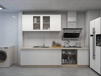 富裕型110平米三室两厅欧式风格厨房装修案例