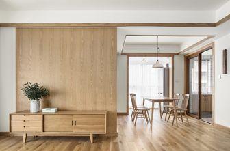 经济型100平米三室一厅日式风格客厅图片