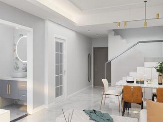 经济型100平米三室两厅北欧风格阁楼欣赏图