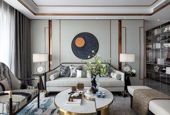 130平米一室一厅中式风格客厅欣赏图
