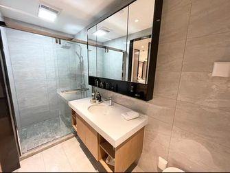 经济型70平米一室两厅轻奢风格卫生间效果图