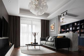 3万以下100平米三室两厅混搭风格客厅装修图片大全
