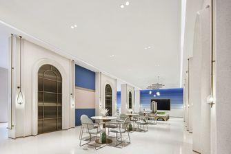 140平米一居室轻奢风格其他区域效果图