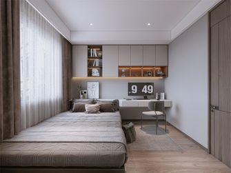 20万以上140平米复式轻奢风格卧室装修图片大全