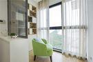 10-15万公寓北欧风格阳台装修图片大全
