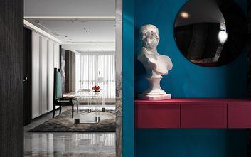 豪华型140平米四室两厅法式风格书房装修图片大全