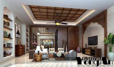 豪华型140平米别墅东南亚风格客厅图片