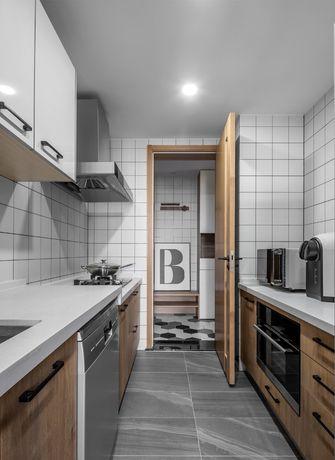 富裕型120平米三北欧风格厨房图