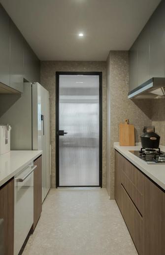 130平米三混搭风格厨房欣赏图