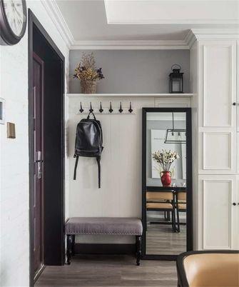 15-20万100平米三室两厅北欧风格玄关装修案例
