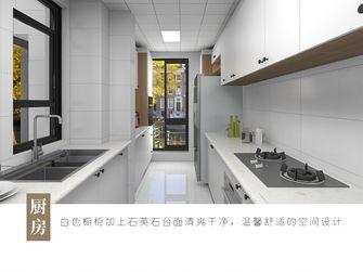 富裕型130平米四室两厅日式风格厨房效果图