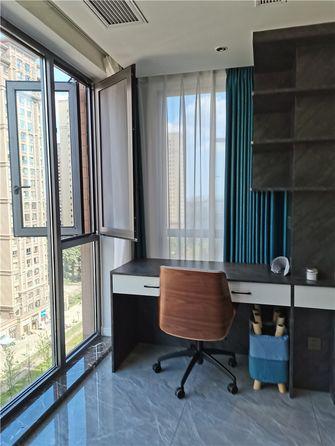 富裕型80平米现代简约风格阳台装修图片大全