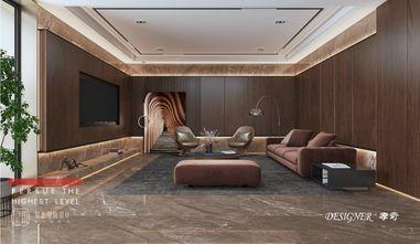20万以上140平米别墅现代简约风格影音室欣赏图