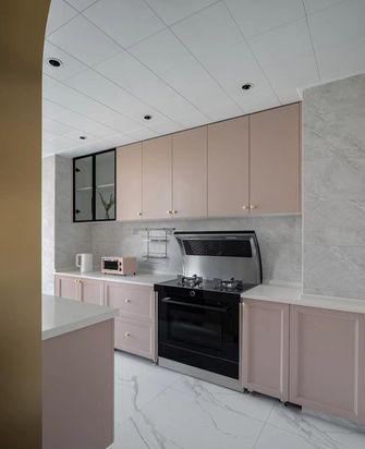 富裕型130平米三法式风格厨房装修图片大全