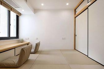 20万以上90平米三室一厅日式风格阳光房图片