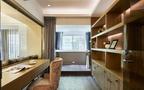 15-20万三室两厅美式风格书房欣赏图