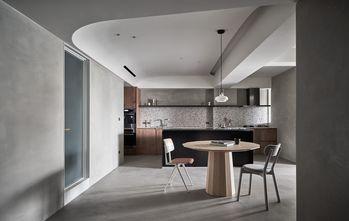 20万以上140平米三室一厅工业风风格餐厅欣赏图