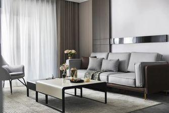 豪华型140平米四室三厅轻奢风格客厅设计图