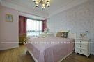 140平米四室一厅美式风格卧室图片