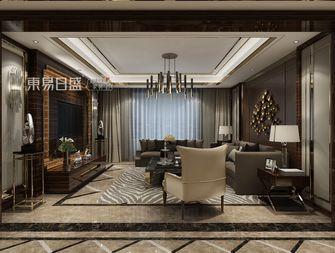 140平米四室两厅新古典风格客厅装修效果图