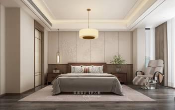 20万以上140平米三室三厅中式风格卧室图片大全