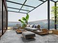 豪华型140平米中式风格阳台欣赏图