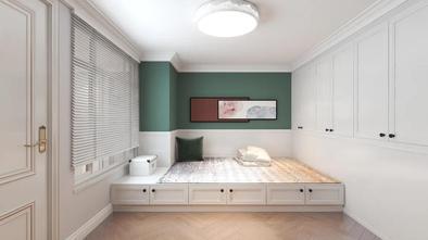 40平米小户型法式风格卧室装修效果图